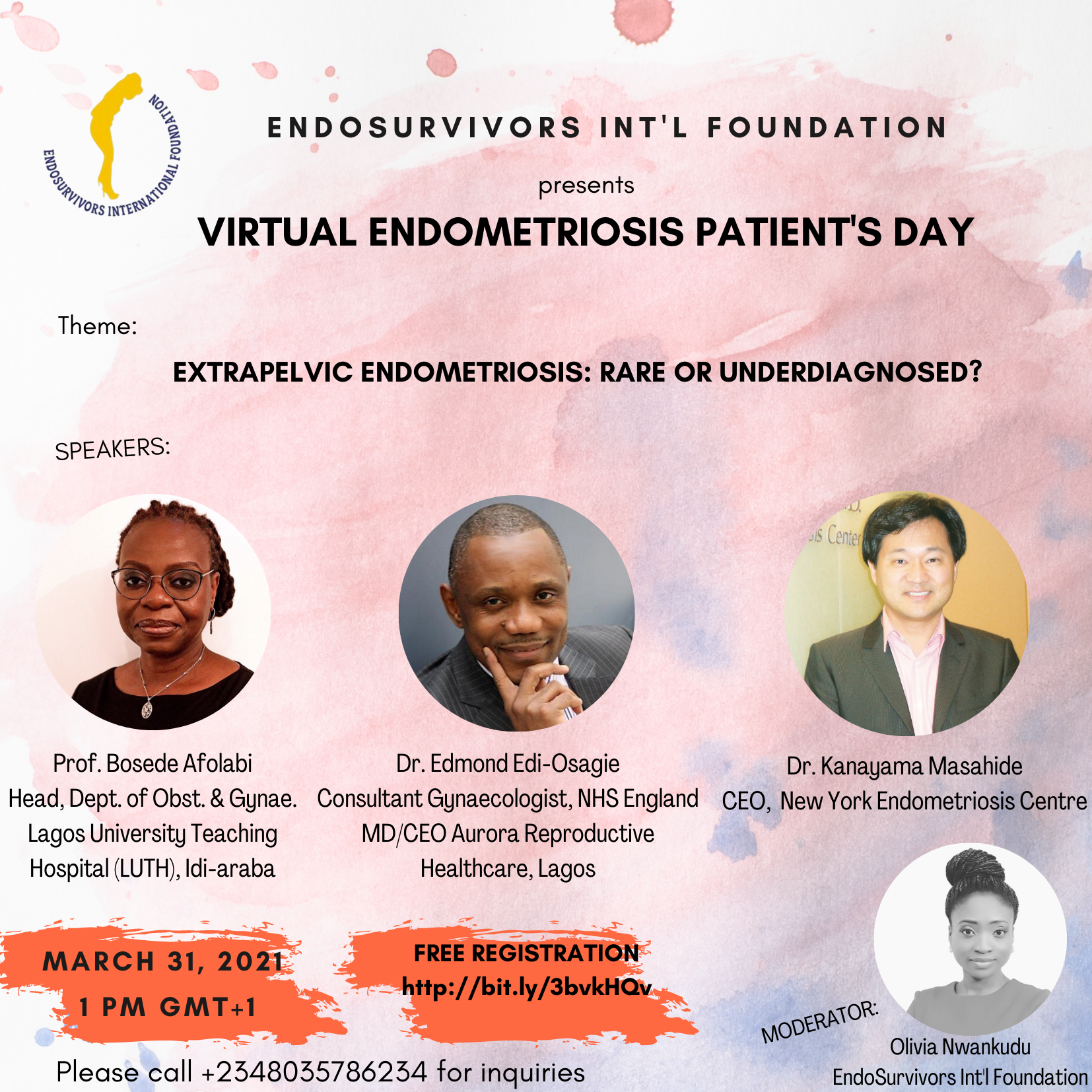 Endometriosis Patients Day 2021